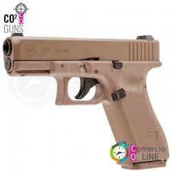 Pistola Glock 19x CO2 |...