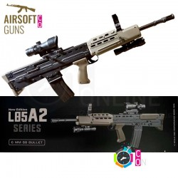 Fusil airsoft L85A2 full...