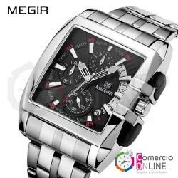 Reloj Megir metal...