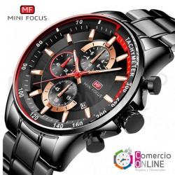 Reloj Minifocus metal...