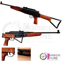 Rifle Ak 6 Postón 5,5 +...