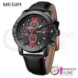 Reloj Megir PRO cuero...