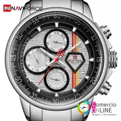 Reloj Naviforce plata...