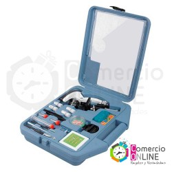 Microscopio maletín para...